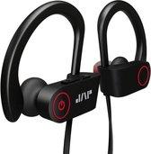 JAP Sounds AP61 - Draadloze sport oordopjes - Regen- en zweetproof - Zwart