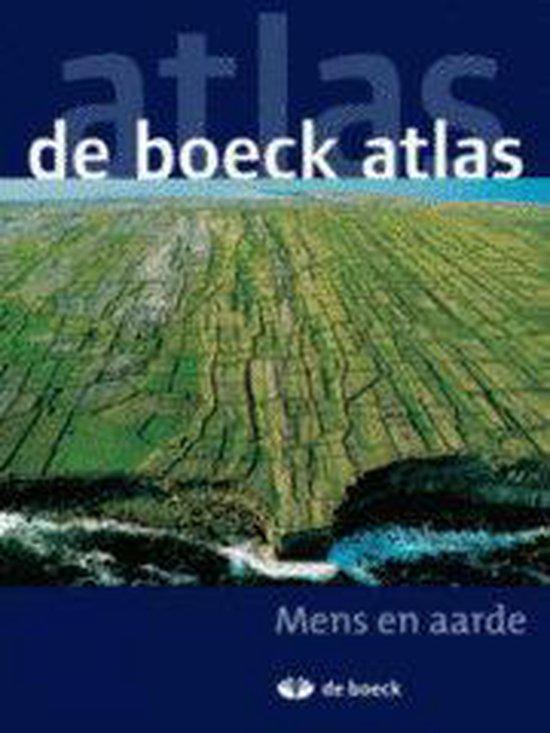 De boeck atlas - mens en aarde - Tibau   Fthsonline.com
