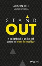 Boek cover Stand Out van Alison Hill