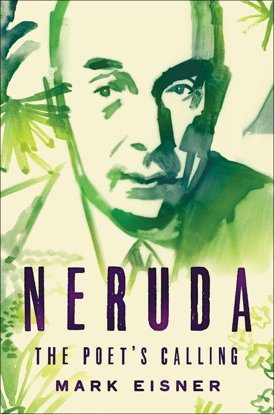 Boek cover Neruda van Mark Eisner (Onbekend)