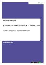 Managementmodelle Im Gesundheitswesen
