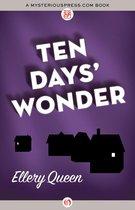 Omslag Ten Days' Wonder