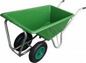 Kruiwagen 160 liter 2-wiel