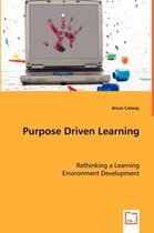 Omslag Purpose Driven Learning