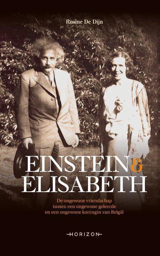 Einstein en Elisabeth - Rosine de Dijn pdf epub