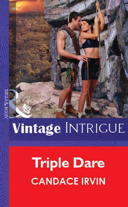 Omslag van Triple Dare (Mills & Boon Vintage Intrigue)