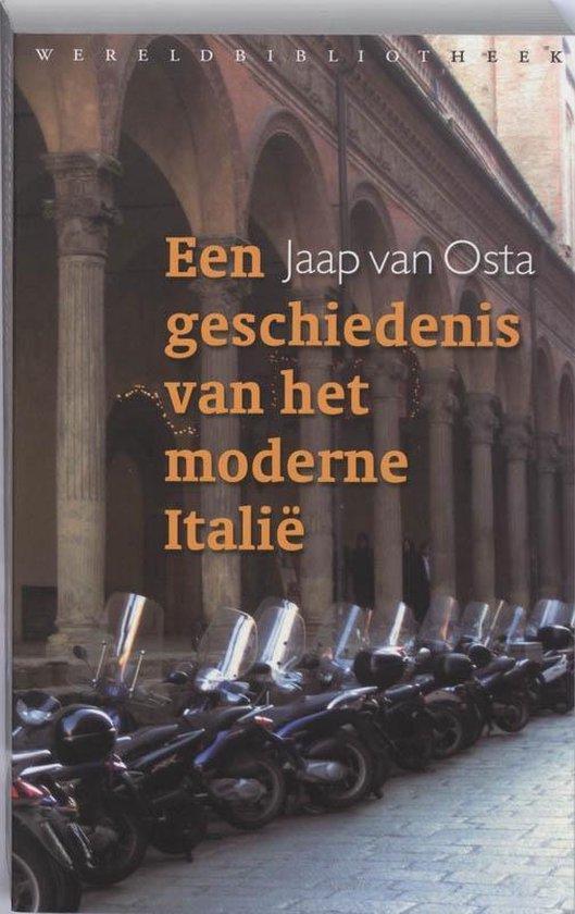 Afbeelding van Een geschiedenis van het moderne Italie