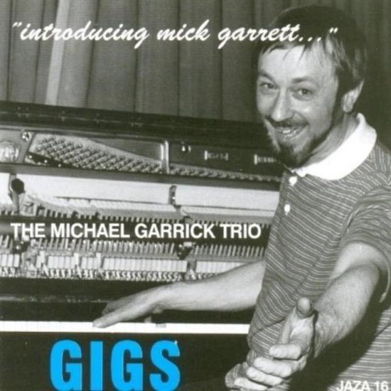 Garrick Michael - Introducing Mick Garrett