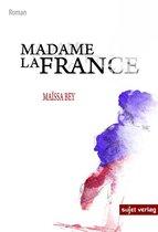 Boek cover Madame Lafrance van Maïssa Bey