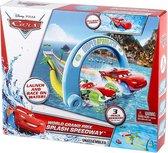 Cars World Grand Prix Splash Speedway Speelset