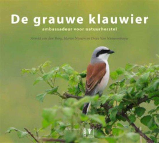 Cover van het boek 'De Grauwe Klauwier'