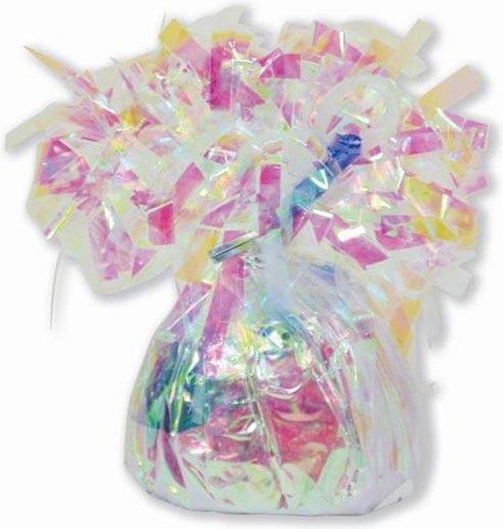 Ballongewicht folie parelmoer