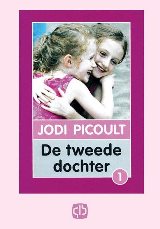 Grote letter bibliotheek 2842 - De tweede dochter (2 banden) - Jodi Picoult  