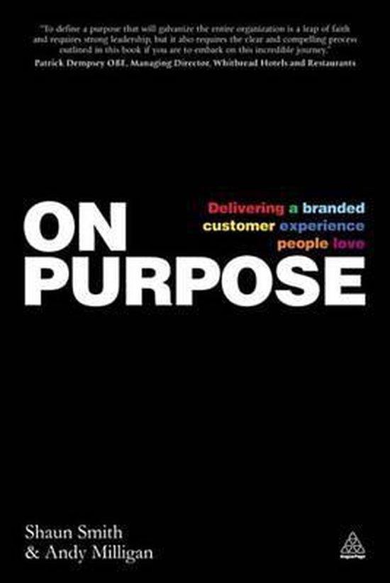 Boek cover On Purpose van Shaun Smith (Onbekend)