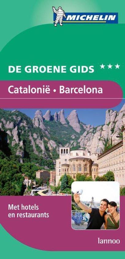 De groene reisgids - catalonië/Barcelona - Michelin | Fthsonline.com