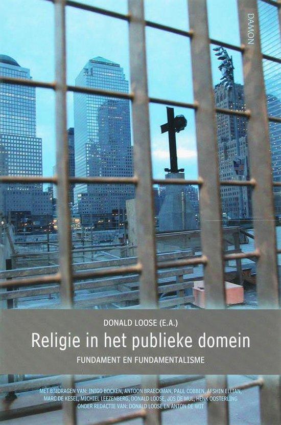 Religie In Het Publieke Domein - Inigo Bocken |