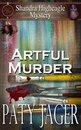 Omslag Artful Murder