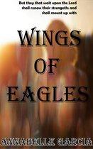 Omslag Wings of Eagles
