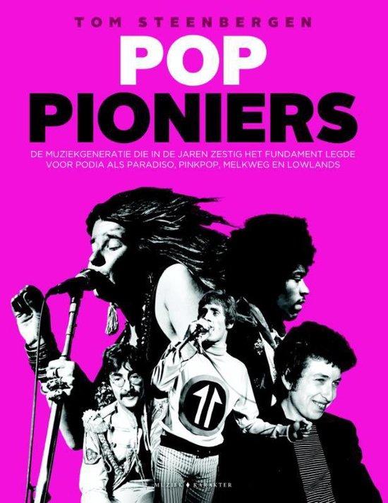 Boek cover Poppioniers van Tom Steenbergen (Paperback)