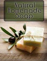 Natural Homemade Soap