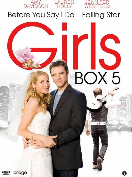 Cover van de film 'Girls Box 5'