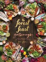 Boek cover The Forest Feast Gatherings van Blaine Brownell (Onbekend)