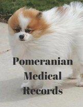 Pomeranian Medical Records