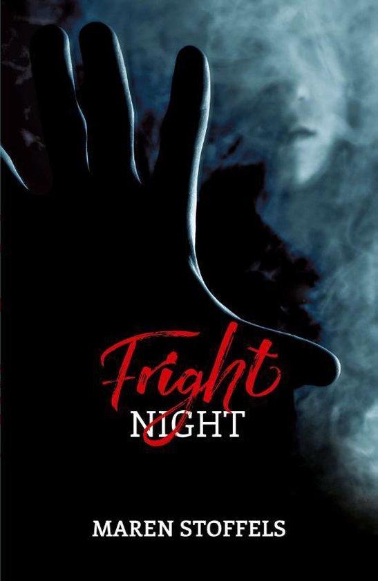Boek cover Fright Night van Maren Stoffels (Paperback)