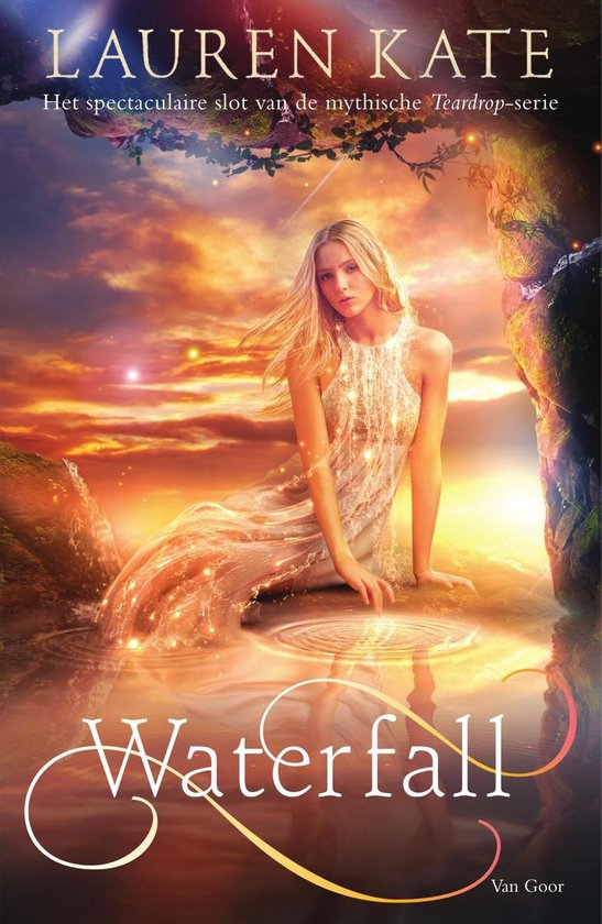 Waterfall - Lauren Kate |