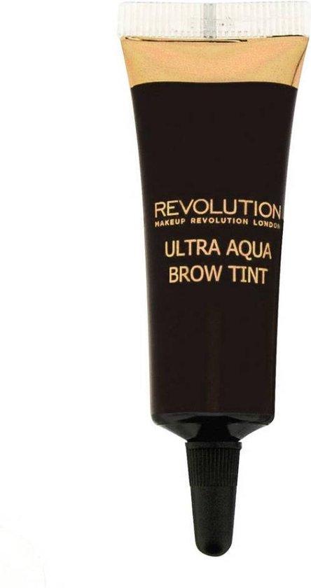 Makeup Revolution Ultra Aqua Brow Tint - Dark
