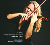 Poeme - Works For Violin & Piano