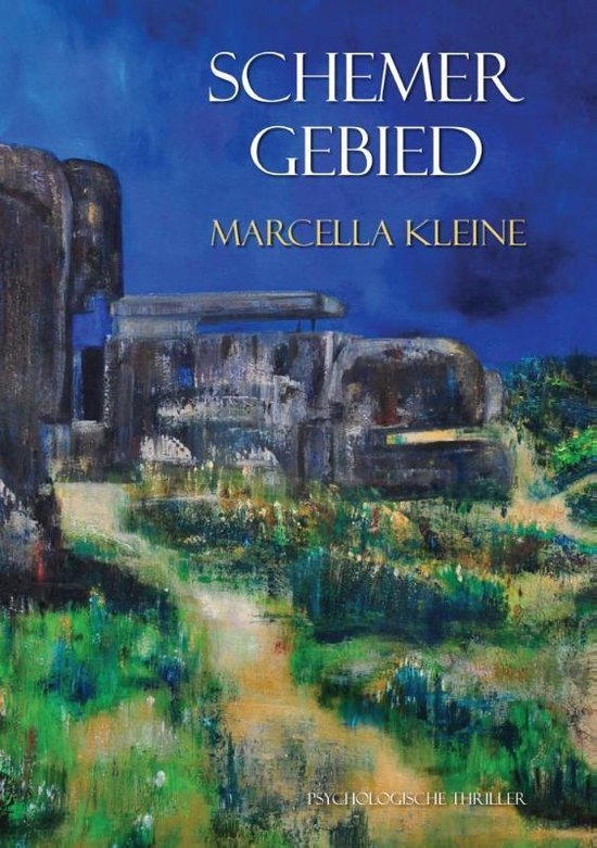 Cover van het boek 'Schemergebied'