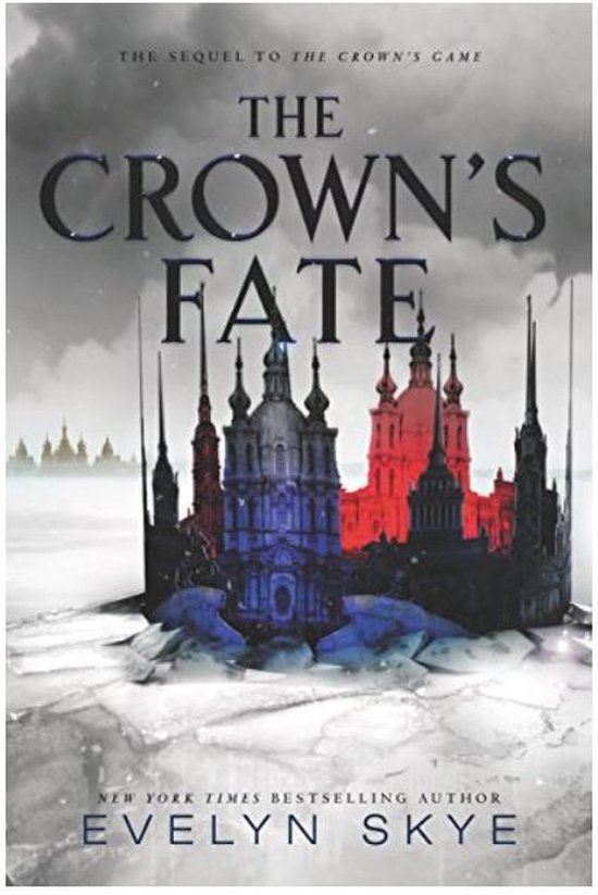 The Crown's Fate (Crown's Game 2)