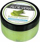 Herb Extract® Kruidenzalf met extract van Aloe Vera - 100ml - voor de behandeling van droge, verkrampte en gebarsten huid