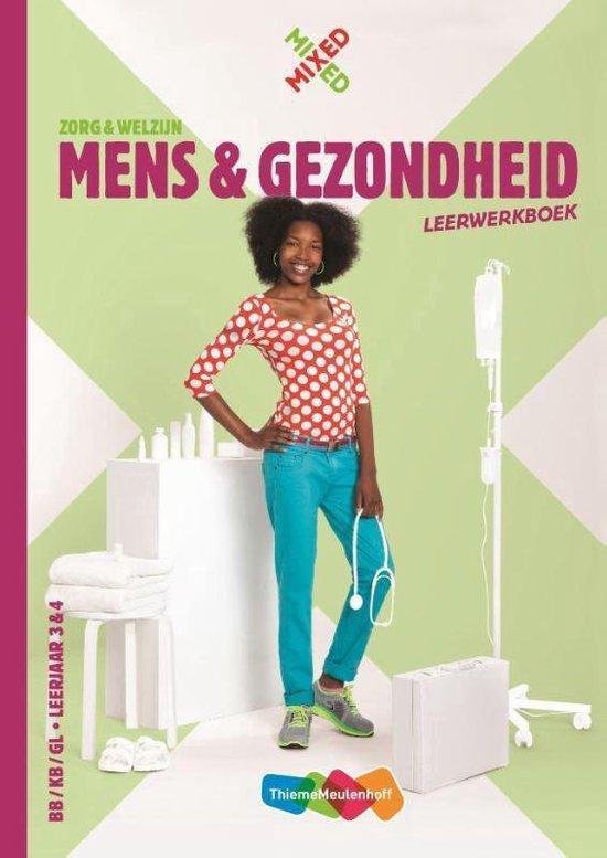 Mixed - Mens en gezondheid vmbo Leerwerkboek - Liesbeth Urbach |
