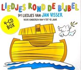 Jan Visser - Liedjes rond de Bijbel 4-Cdbox