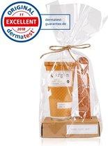 2-delig Handverzorging geschenkset Premium collection – Argan olie & Shea Butter - Cadeau pakket dames - moeder - vriendin - echtgenote