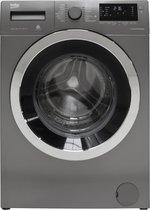 Beko WTC8733XCM - Wasmachine - Manhattan Grey