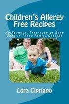 Children's Allergy Free Recipes
