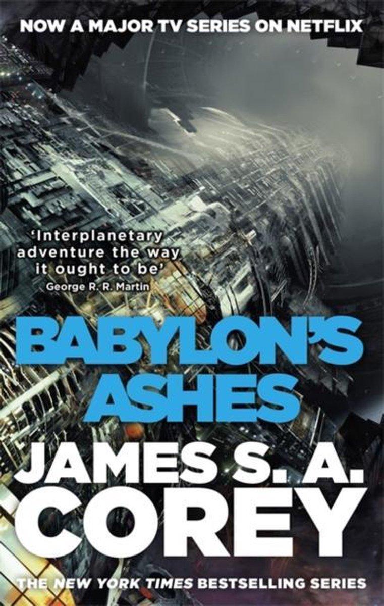 Babylon's Ashes - James S. A. Corey