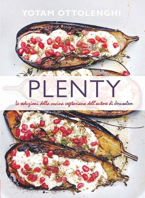 Boek cover Plenty van Yotam Ottolenghi