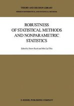 Robustness of Statistical Methods and Nonparametric Statistics