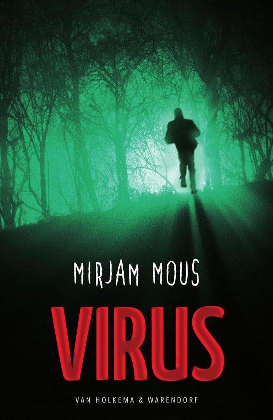 Boek cover Virus van Mirjam Mous (Hardcover)