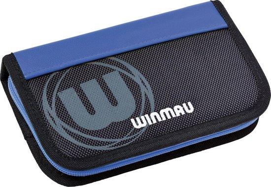 Afbeelding van het spel Winmau Urban Pro dartcase blauw - 18 x 11 x 3 cm