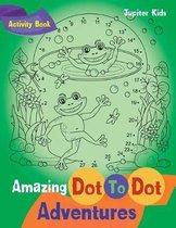 Amazing Dot To Dot Adventures Activity Book
