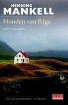 Boek cover Honden van Riga van Henning Mankell