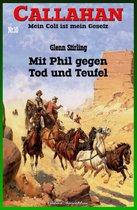 Omslag Callahan #10: Mit Phil gegen Tod und Teufel