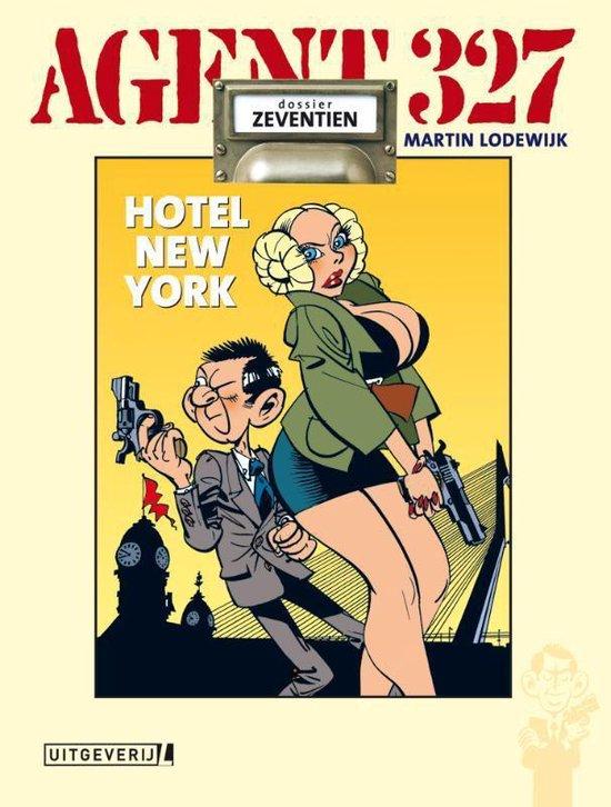 Agent 327 17 - Hotel New York - Martin Lodewijk | Fthsonline.com