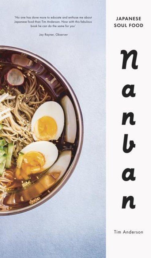Boek cover Nanban van Tim Anderson (Hardcover)