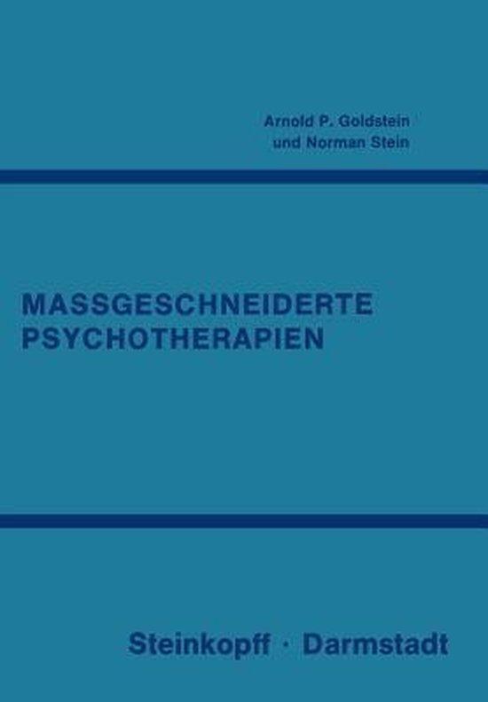 Massgeschneiderte Psychotherapien